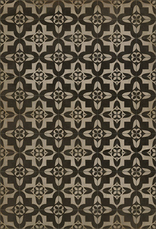 Brown, Ivory Transitional Area Rug