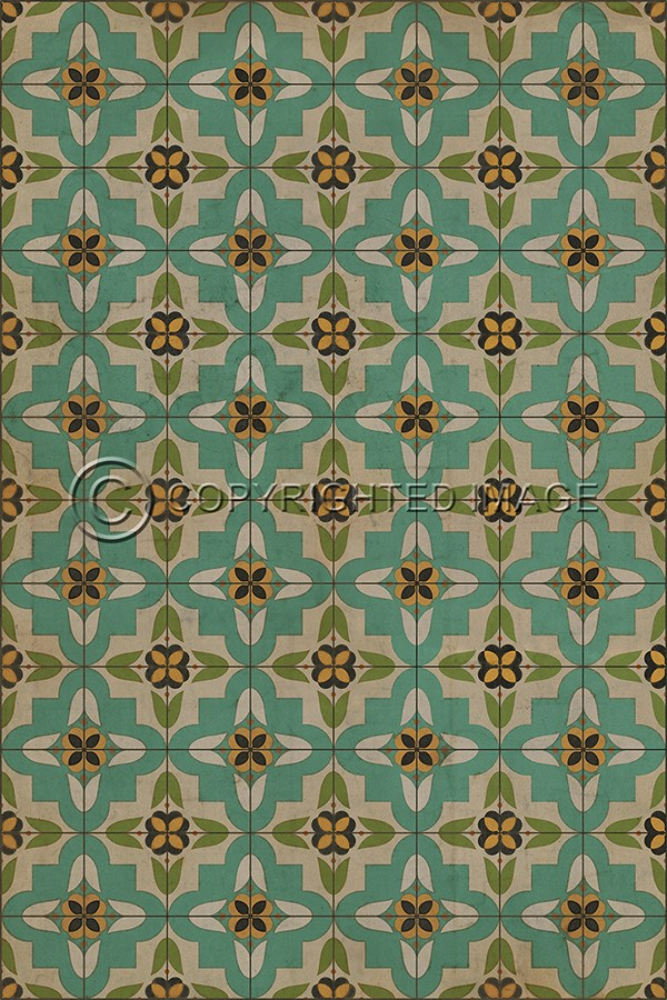 Spicher And Company Vintage Vinyl Floor Cloths I Am Not A