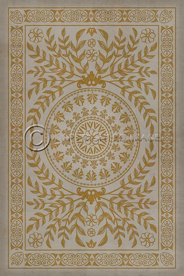 Spicher And Company Vintage Vinyl Floor Cloths Versailles
