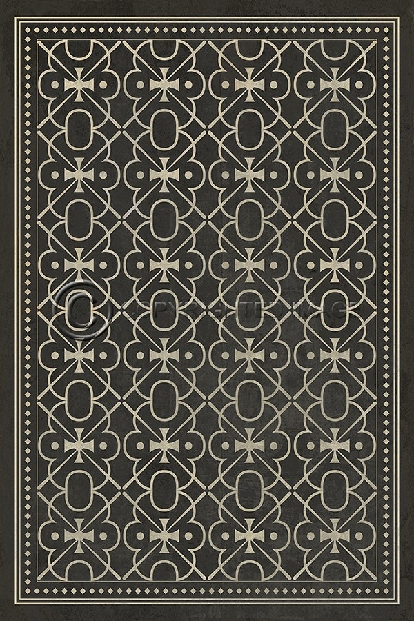 Spicher And Company Vintage Vinyl Floor Cloths Moriarty