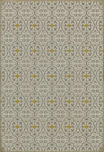 Grey, Gold Contemporary / Modern Area Rug