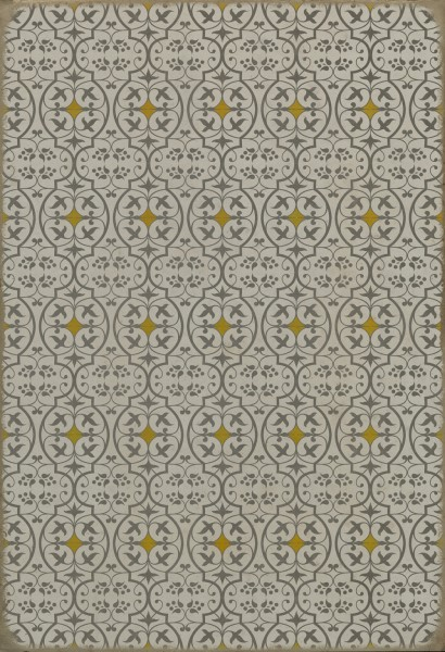 Grey, Gold Transitional Area Rug