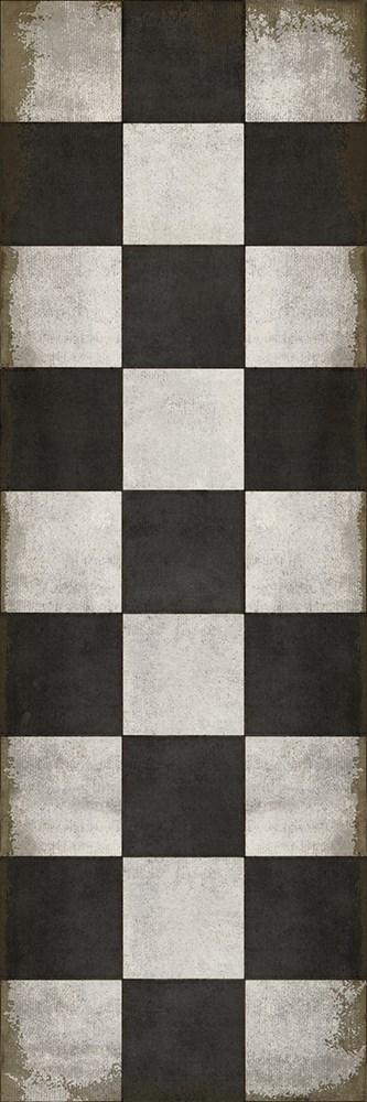 Brown, Ivory Geometric Area Rug