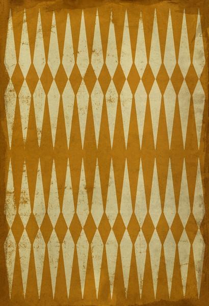 Yellow, Orange Transitional Area Rug