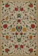 Product Image of Outdoor / Indoor Ivory, Red, Mustard (Abigail) Area Rug
