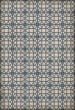 Product Image of Outdoor / Indoor Blue, Cream (James Geddy) Area Rug