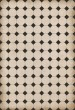 Product Image of Outdoor / Indoor Cream, Black (Adams) Area Rug