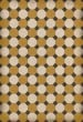 Product Image of Outdoor / Indoor Gold, Cream, Distressed Black (Jefferson) Area Rug