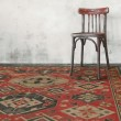 Product Image of Red, Grey, Black (All Spice) Outdoor / Indoor Area Rug