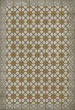 Product Image of Outdoor / Indoor Cream, Gold, Grey (Prince Edward) Area Rug