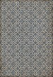 Product Image of Outdoor / Indoor Blue, Cream (Atkinson) Area Rug