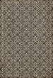 Product Image of Outdoor / Indoor Black, Cream (Blackhouse) Area Rug