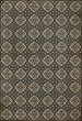 Product Image of Outdoor / Indoor Black, Cream, Gold (Spencer) Area Rug