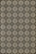 Product Image of Outdoor / Indoor Black, Grey, Cream (Williamson) Area Rug