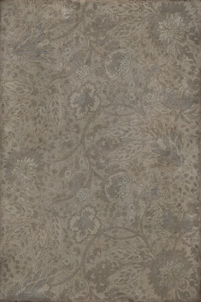 Distressed Grey (I Robbed the Woods) Outdoor / Indoor Area Rug