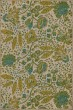 Product Image of Floral / Botanical Gold, Green, Cream (Summer Wind) Area Rug