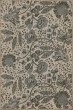 Product Image of Outdoor / Indoor Distressed Grey, Cream (The Skeleton in Armor) Area Rug