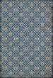Product Image of Outdoor / Indoor Blue, Cream (Nicolson) Area Rug