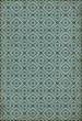 Product Image of Outdoor / Indoor Blue, Grey (Purdie) Area Rug