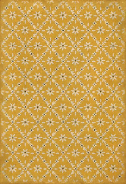 Yellow, Cream (Byrd) Outdoor / Indoor Area Rug