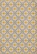 Product Image of Outdoor / Indoor Beige, Distressed Grey, Yellow (Collinson) Area Rug