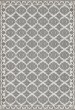 Product Image of Outdoor / Indoor Cream, Grey (To the Evening Star) Area Rug
