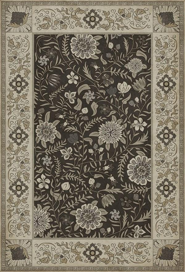 Vinyl Floor Cloths Indian Quilt Rugs