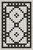 Product Image of White, Black (Allerton Avenue) Outdoor / Indoor Area Rug