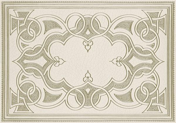 Cream, Gold (Epitome) Outdoor / Indoor Area Rug