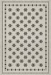 Product Image of Outdoor / Indoor Ivory, Black (Clemont Avenue) Area Rug