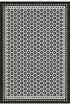 Product Image of Black, White (Catherine Street) Outdoor / Indoor Area Rug