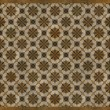 Product Image of Brown, Cream, Black (Essay on Friendship) Outdoor / Indoor Area Rug
