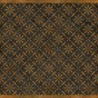Product Image of Black, Brown (No Enemy but Himself) Outdoor / Indoor Area Rug