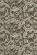 Product Image of Outdoor / Indoor Black, Cream (Black and Linen) Area Rug