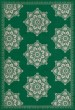 Product Image of Outdoor / Indoor Green (Forest) Area Rug