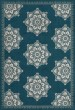 Product Image of Outdoor / Indoor Blue (Indigo) Area Rug