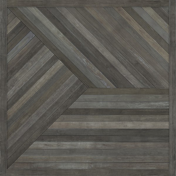 Grey (Lost in a Forest) Outdoor / Indoor Area Rug