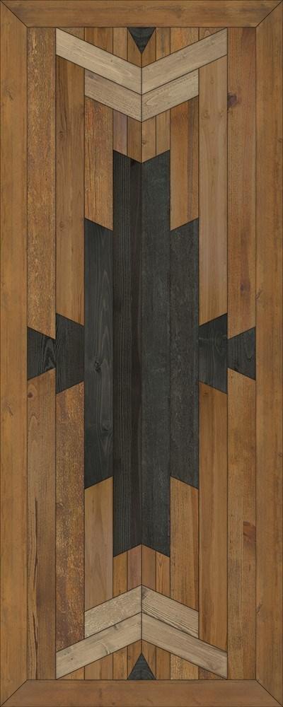 Brown, Black (Spirit of All Things) Outdoor / Indoor Area Rug