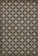 Product Image of Outdoor / Indoor Distressed Black, Grey (Sputnik) Area Rug