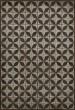 Product Image of Outdoor / Indoor Black, Grey (Sputnik) Area Rug