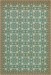 Product Image of Outdoor / Indoor Beige, Blue (As the Clouds Go By) Area Rug