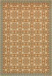 Product Image of Outdoor / Indoor Beige, Orange (The Heat of Summer) Area Rug
