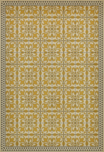 Beige, Yellow (The Last Straw) Outdoor / Indoor Area Rug