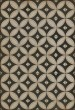 Product Image of Outdoor / Indoor Cream, Black (Holy Night) Area Rug