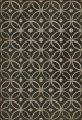 Product Image of Outdoor / Indoor Black, Cream (Marry the Night) Area Rug