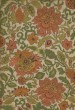 Product Image of Outdoor / Indoor Cream, Green, Orange (Land of the Rising Sun) Area Rug