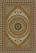 Product Image of Outdoor / Indoor Cream, Black, Red (The Oracle of Delphi) Area Rug