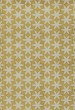 Product Image of Outdoor / Indoor Yellow, Cream (Guys and Dolls) Area Rug