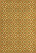 Product Image of Outdoor / Indoor Orange, Gold, Cream (Tiger Lily) Area Rug
