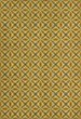 Product Image of Outdoor / Indoor Gold, Green, Cream (Tinker Bell) Area Rug
